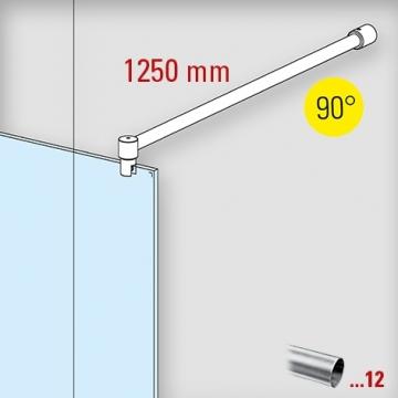 douchewand-stabilisatieset-muuraansluiting-90-1250mm-rvs-glaskoning